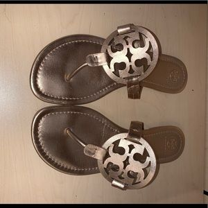 Tory burch open toe sandals